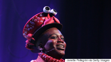 Tituss Burgess Gives HuffPost Live A Taste Of 'Pinot Noir'