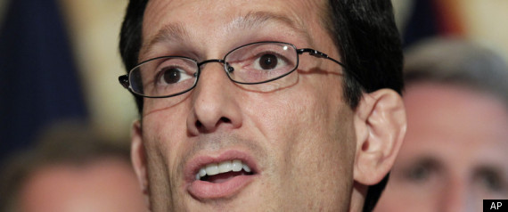 ERIC CANTOR MEDICARE REFORM
