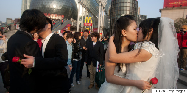 California Dreaming: Alibaba Helps LGBT Chinese Couples Get Married In Los Angeles