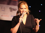 Amy Schumer Reminds Us That Falling In Love Is Kind Of Terrible