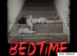 Dad's Fake Movie Poster Gives Bedtime With A Toddler The Dramatic Treatment It Deserves