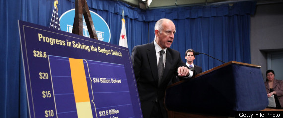 CALIFORNIA TAX WINDFALL
