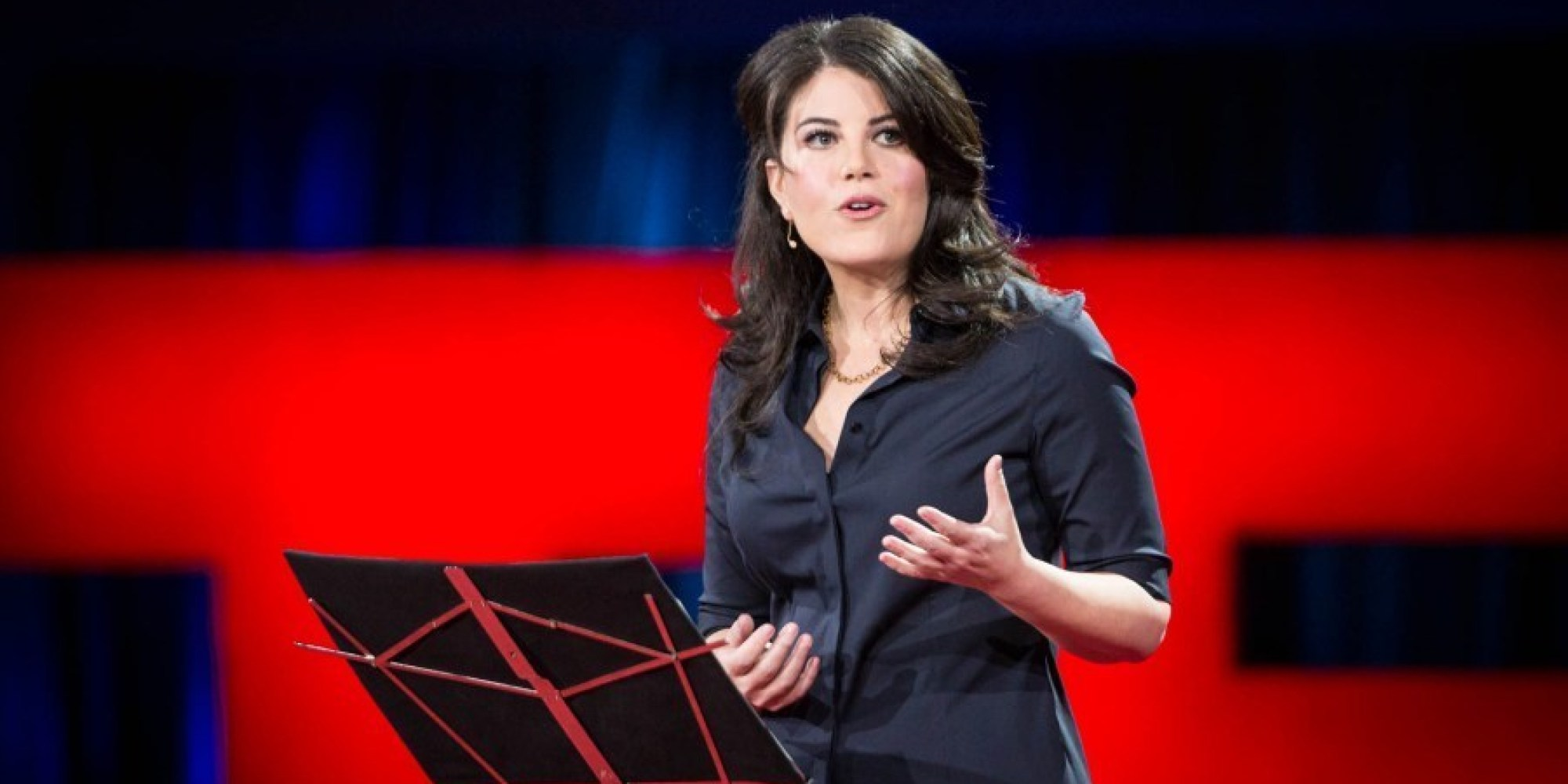 Monica Lewinsky At TED 2015: 'Public Shaming As A ...