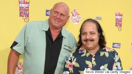 Ron Jeremy, Dennis Hof & Heidi Fleiss LIVE
