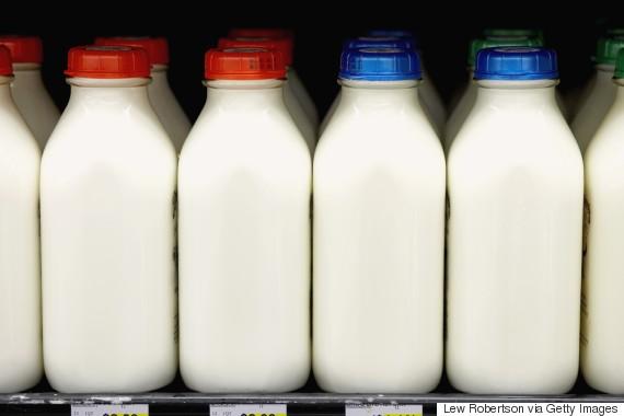 grocery store milk