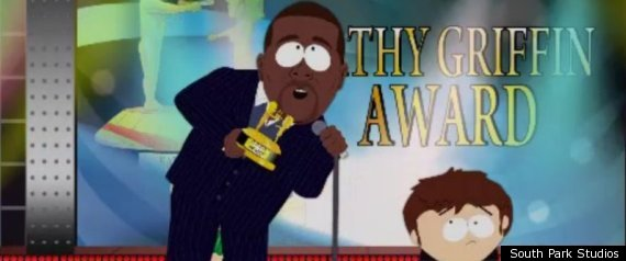 TYLER PERRY SOUTH PARK