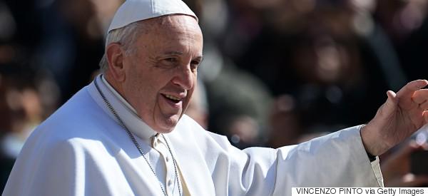 Pope Will Break Bread With Gay, Transgender Inmates