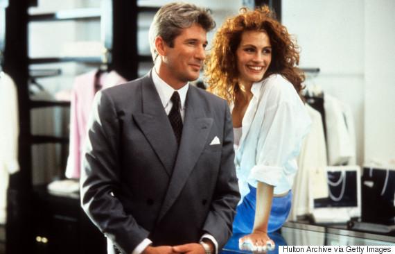 pretty woman scene 1990