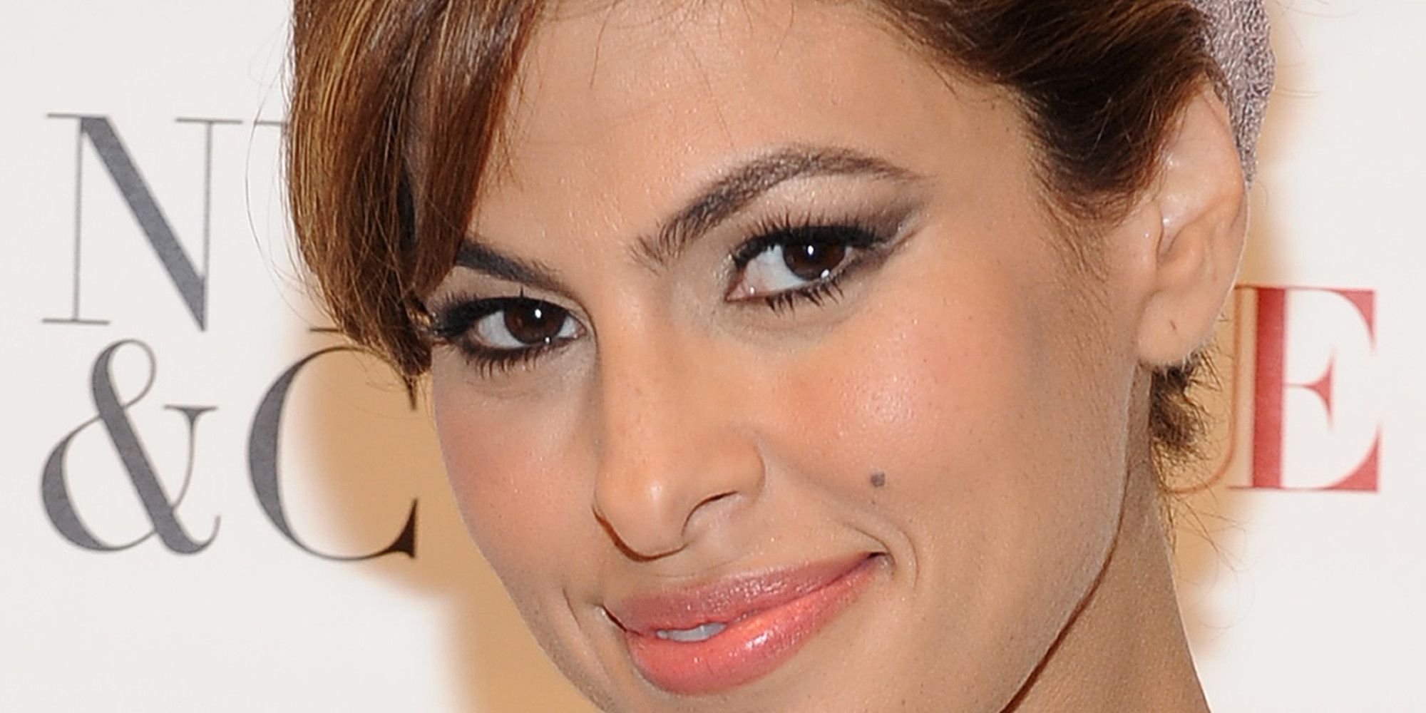 Eva Mendes Answers All Of Our Drugstore Makeup Prayers ...