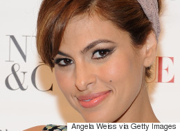 Eva Mendes Answers All Of Our Drugstore Makeup Prayers