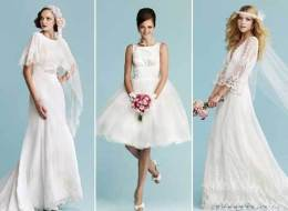 50  Vintage-Inspired Dresses For Brides Who Love All Things Retro