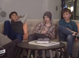 Kids Talk About What It Means To Be 'Manly'
