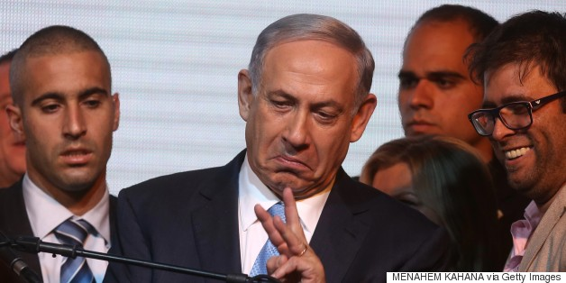 How Many Times Has Bibi Backtracked On A Palestinian State?