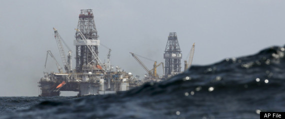 HOUSE OFFSHORE DRILLING BILL