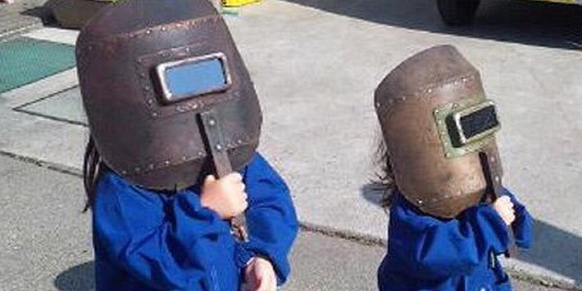 Solar Eclipse 2015 Pictures Reveal Welding Masks And ...