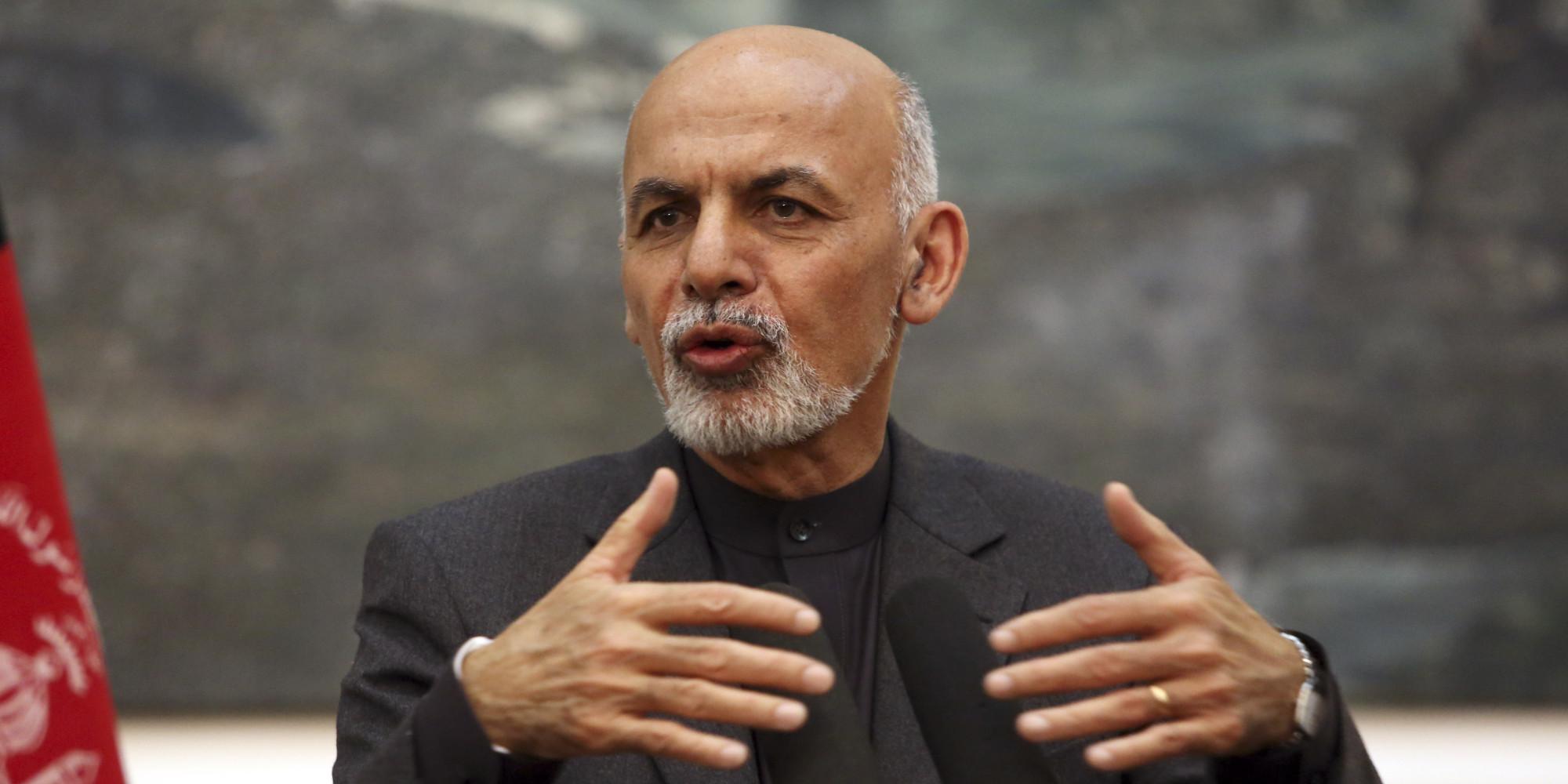 Ashraf Ghani Wife Ashraf Ghani