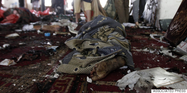 At Least 46 Dead After Suicide Blasts Hit Mosques In Yemeni Capital