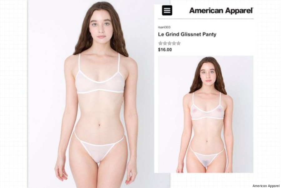 Was American apparel nude ad opinion you