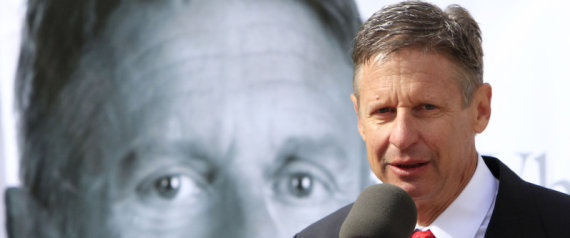 Gary Johnson Afghanistan