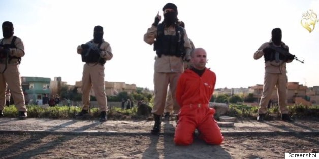 ISIS Video Purports To Show Kurdish Beheadings