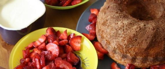SPRING FRUITS VEGETABLES
