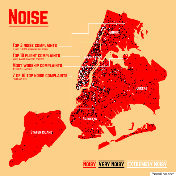 noise nyc