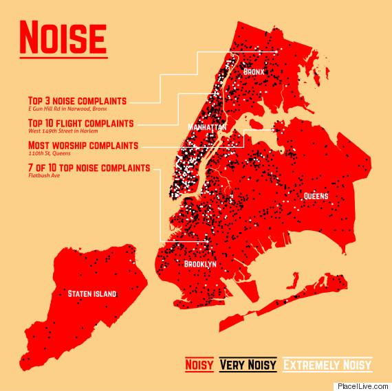 noise nyc