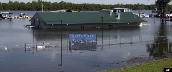 MISSISSIPPI DELTA FLOOD 2011