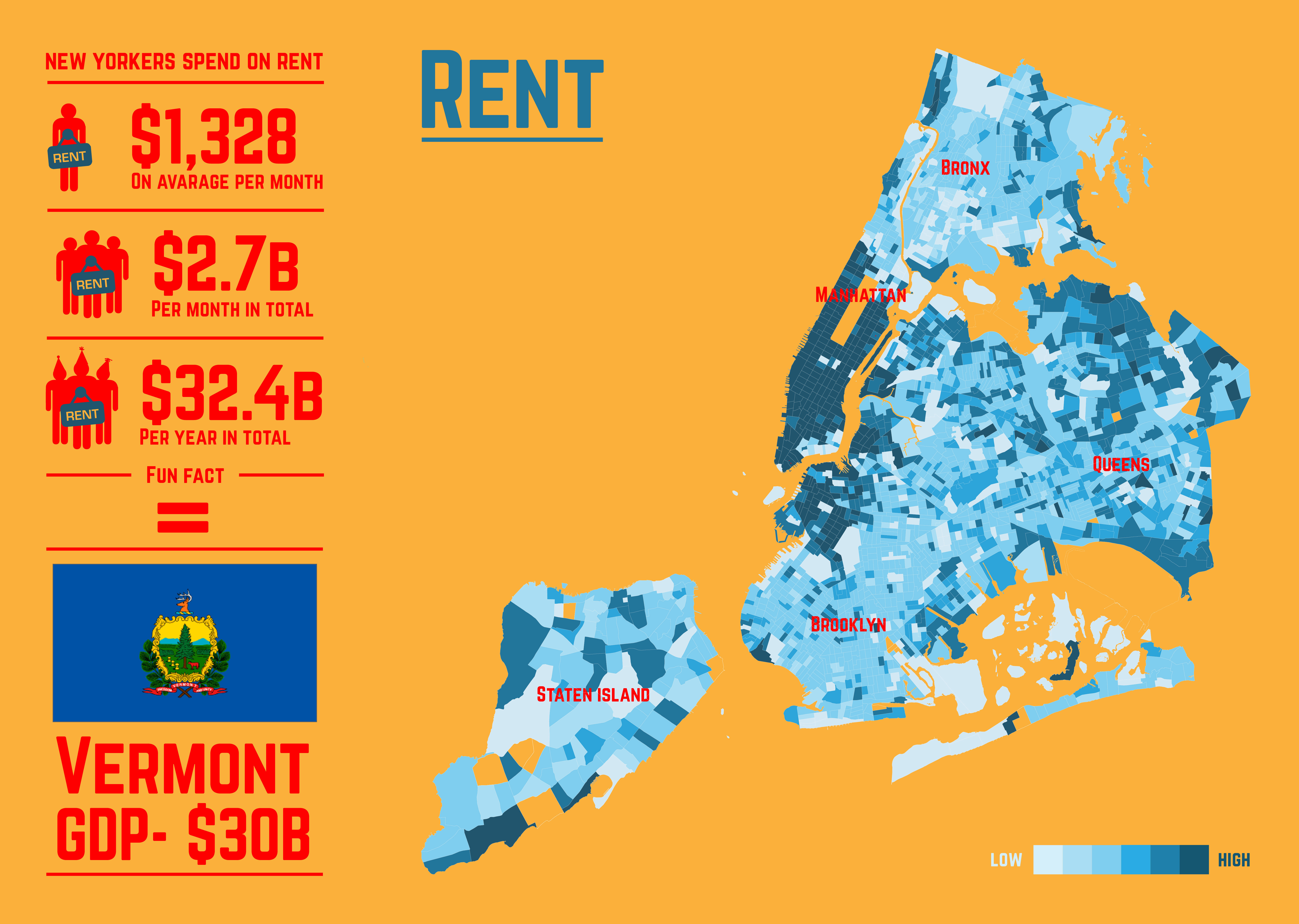 Maps Thatll Change How You See New York City HuffPost - Nyc map