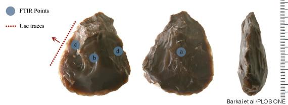 prehistoric stone tool