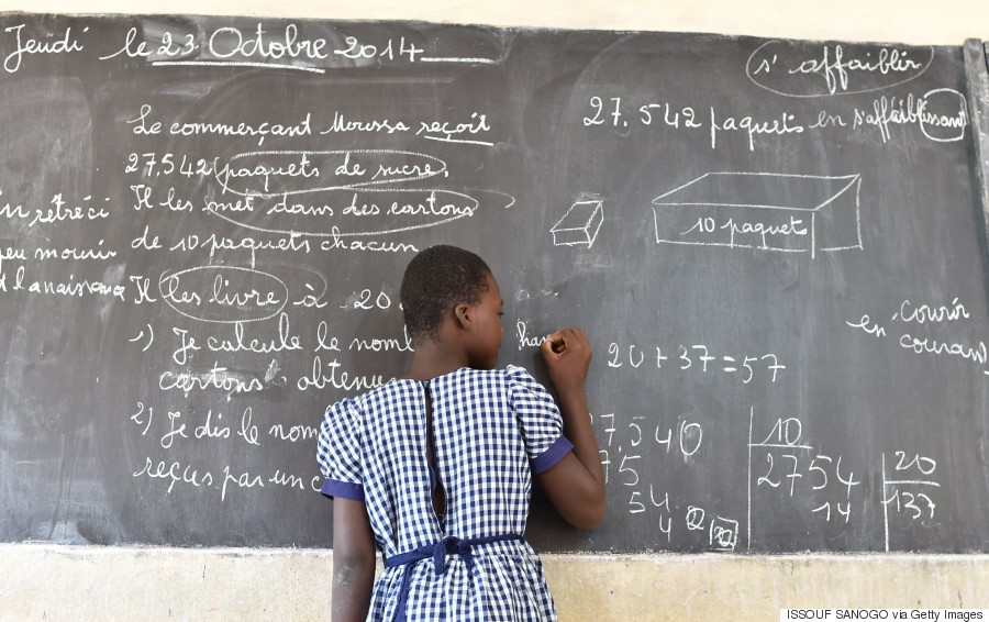 africa girls school