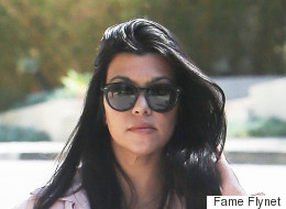 Even Kourtney Kardashian Can't Resist A Good Deal