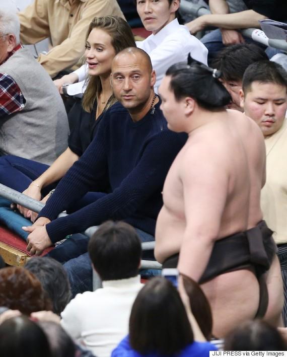 derek jeter sumo