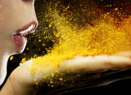 This Anti-Abortion Site Turned A Glitter Bomb Into A Plea For Money