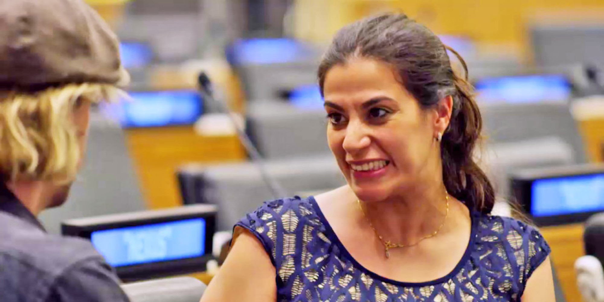 Maysoon Zayid, Comedian With Cerebral Palsy, Explains How ...