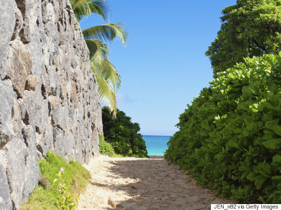 lanikai beach oahu
