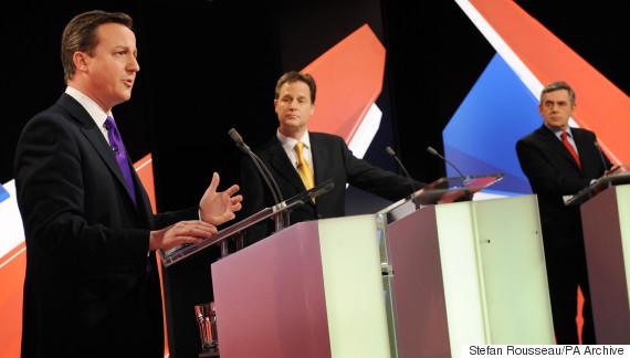 cameron election tv debate