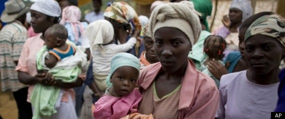MOTHERS DAY HAITI