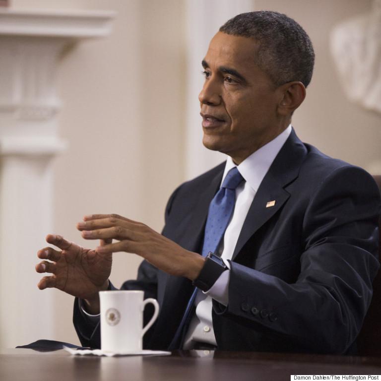 obama interview