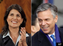 Jon Huntsman Nikki Haley