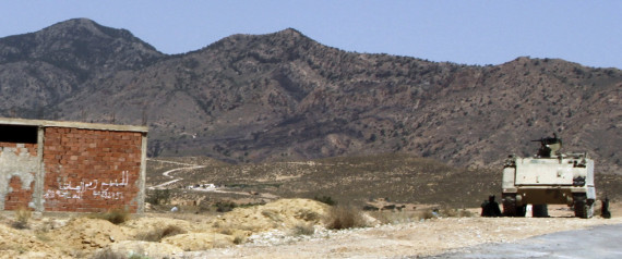 TUNISIA MOUNTAIN
