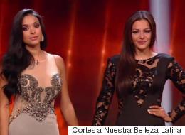 'Amigas y Rivales': Nathalia y Geisha nominadas en 'Nuestra Belleza Latina'