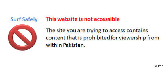 wordpress block pakistan