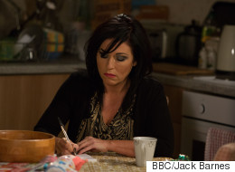 Dark Times Ahead For Kat In 'EastEnders'