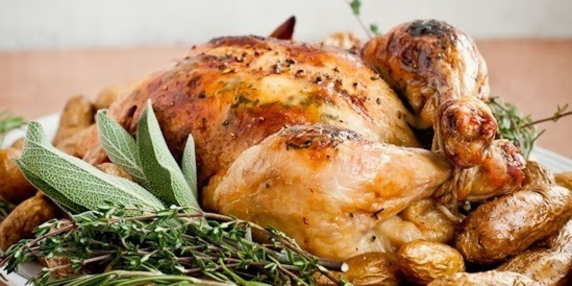 Roast Chicken Recipes For The Easiest Dinner Ever | The Huffington ...