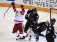 Red Wings Beat Sharks 4-3 To Stay Alive
