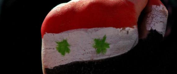 SYRIA PROTESTS BASHAR ASSAD
