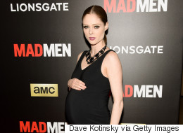 Coco Rocha Shows Off Her Figure In LBD