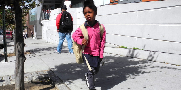 Child Homelessness In New York City Hit An All Time High
