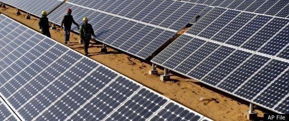 RENEWABLE ENERGY UN IPCC